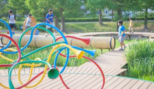 色々な遊びをすることが、体全体を発達させる