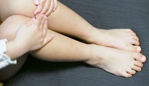 発達障害児によく見られる、体の不調(2)膝の痛み