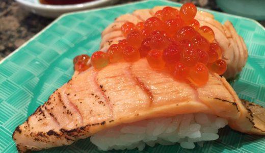 超簡単!体幹を強くする日常での取り組み(4)回転寿司でお皿を取る