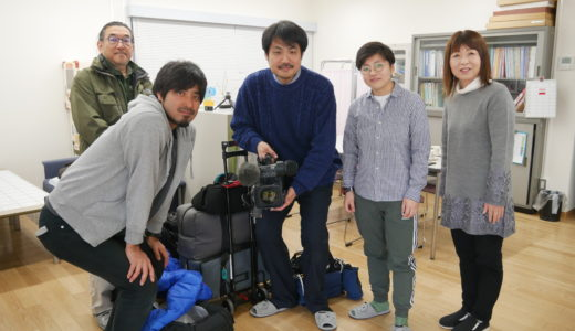 【活動報告】NHKさんの情報番組「あさイチ」の撮影に行ってきました